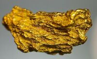 Premium Quality Alaskan Natural Placer Gold Nugget .740 grams Free Shipping!