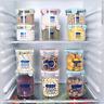 Pantry Storage Organizer Bins Kitchen Plastic Jar Food Storage Tank Sealpot Box