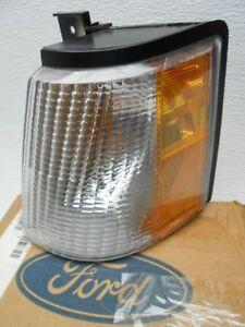 New OEM Mercury Lynx Parklamp Parklight Turn Signal Left Driver 1985-1987