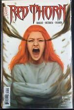 Red Thorn #9 NM- 1st Print Vertigo Comics