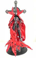 SU-BDSP-C: Battle Damaged Red Wired Cape for McFarlane Spawn (No figure)