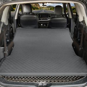 2021 Portable car mattress SUV car travel bed inflatable rear seat cushion