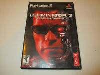 Terminator 3 Game  For Ps2  Very Good  Condtion No Manual Free Shipping