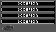 Vintage Scorpion Snowmobile