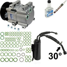 A/C Compressor & Component Kit-Compressor Replacement Kit Front UAC KT 4124