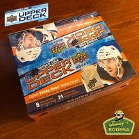 2020-21 Upper Deck Series 1 NHL Hockey Retail Box (Brand New)