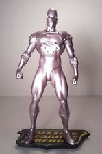 dc direct SUPERMAN ARMORED alex ross JUSTICE LEAGUE series 7 2008 7in. #6069