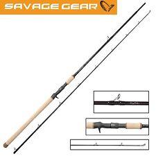 Savage Gear Custom Predator Trigger 258cm 170g Spinnrute, Swimbaitrute für Hecht