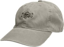 NEW Calcutta Solid Twill Cap Gray With Calcutta Logo BR210494
