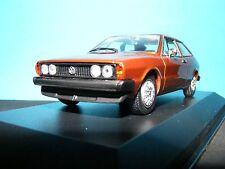 VW Scirocco in Bronze metallic 1974 a Maxichamp New issue 1:43RD.MINICHAMP .