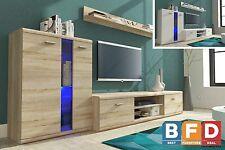 New Bargain Modern Living room Furniture Set TV Unit TV Stand Cupboard Cabinet
