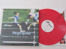 GET UP KIDS Four Minute Mile LP PINK VINYL doghouse rare oop UNPLAYED