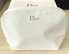 Dior cosmetic / makeup bag WHITE VIP GIFT VERY RARE