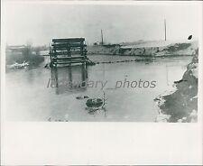 Historic Salt Lake City Echo Canyon Remember When Original News Service Photo