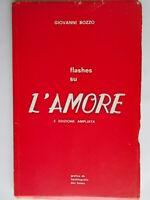 Flashes su l'amoreBozzo giovannidon bosco1976 religione liguria spezia nuovo