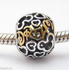DREAM CHARM Bead Sterling Silver .925 for European Bracelets 797