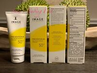 1- I IMAGE PREVENTION+ SPF 50 Daily Ultimate Protection Moisturizer 3.2oz+🎁9/20