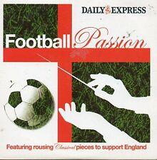FOOTBALL PASSION - PROMO CD - PUCCINI: NESSUN DORMA + WAGNER VERDI GRIEG ROSSINI