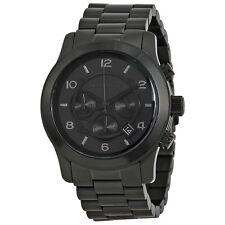 Michael Kors Runway Black Mens Watch MK8157-AU