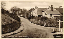 West Hoathly near Ardingly & East Grinstead. Chapel Road # WH.10 by Tuck.