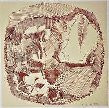 """JOHN ALTOON About Women 1966 GEMINI G.E.L. Ken Tyler LITHOGRAPH """"62/100"""""""