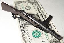 1/6 scale German WW2 MP28 sub machine gun pistolen w ammo clips bullets pouches