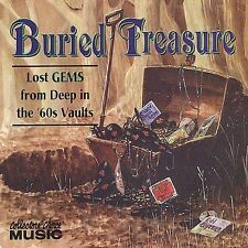 """""""BURIED TREASURE: Lost Gems From Deep In The 1960's Vaults"""" (NEW 2CD)"""