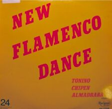 ++NEW FLAMENCO DANCE tonino chipen almadraba LP 1988 PROMO MARIGNAN VG++