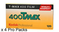 20 Rolls Kodak TMY 120 TMax 400 B&W Print Film ISO400 FRESH DATED