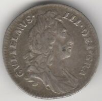 1695 William III Silver Sixpence | Pennies2Pounds