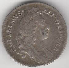 More details for 1695 william iii silver sixpence | pennies2pounds