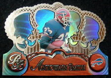 ANTOWAIN SMITH 1997 PACIFIC CROWN ROYALE #16 BLUE HOLOFOIL PARALLEL BILLS