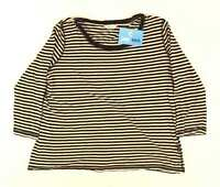 Precis Womens Size XL Cotton Beige Long Sleeve T-Shirt (Regular)