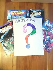Random Comic Book Lot of 7 Books FUN FOR ALL AGES Wholesale GRAB BAG