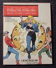 2008 HERITAGE Comics Comic Art Catalog KYLBERG Toth WILLIAMSPORT 250pg VF- 7.5