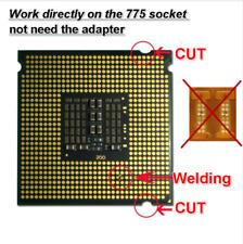 Intel Xeon E5450 SLBBM/SLANQ 3GHz Quad-Core @ Core 2 Quad Q9650 LGA 775 1333 MHz