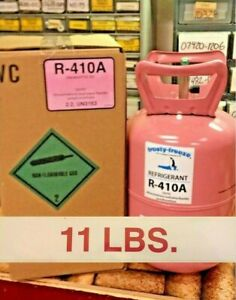 R410a, Refrigerant, 11 lb. Can, Best Value, FAST FREE SHIP, Sealed