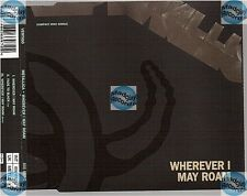 METALLICA WHEREVER I MAY ROAM germany CD MAXI