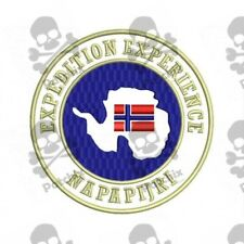 NAPAPIJRI EXPEDITION iron patch gesticker patch toppa ricamata patch brode