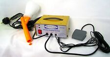 Powder Coating System 120 Volts Complete 10-30 Psi for vehicles home & shop #48