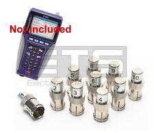 Test-Um JDSU Validator NT1150 NT1155 TP310 Coax Remote Identifier Mapper ID 1-10