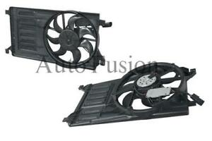 Radiator Fan For Mazda 3 Bl 2009-2014