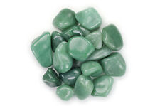 "1 lb Wholesale Tumbled Green Aventurine - ""AA"" Grade - Crystal Healing, Reiki"