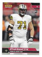 2017 Panini Instant NFL All-Rookie Team Ryan Ramczyk Rookie Card - 1 of 300