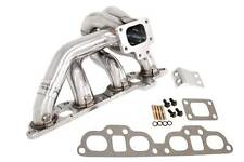 Megan Racing Stainless Steel Header T25 T28 Turbo Manifold Fits 240sx S13 S14