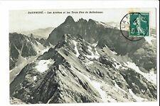 CPA - Carte postale -France - Les Arrêtes et les 3 Pics de Belledonne-1910-S2002