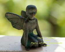 The Iron Fairies Fairy JADE in NEW BAGPackaging +2x FREE Peruvian Finger Puppets