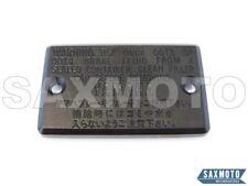 YAMAHA XV500 XV535 VIRAGO Hauptbremszylinder Bremsflüssigkeitsbehälter- Deckel