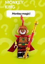 LEGO MONKEY KING #4 Minifigure 71025 Series 19 NEW FACTORY SEALED Emperor