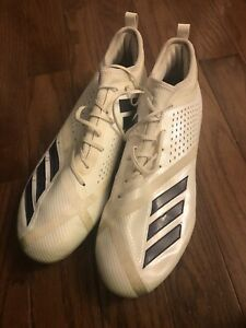 Willie Snead Baltimore Ravens Game Used Cleats